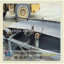 Equipo de descargando, banda transportadora para la planta de trituración de carbón