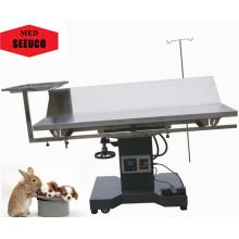 Ventas veterinaria Animal Use mesa quirúrgica