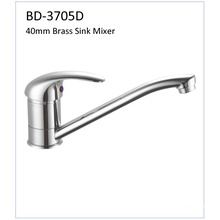 Bd3705D 40mm Brass Single Lever Sink Mixer