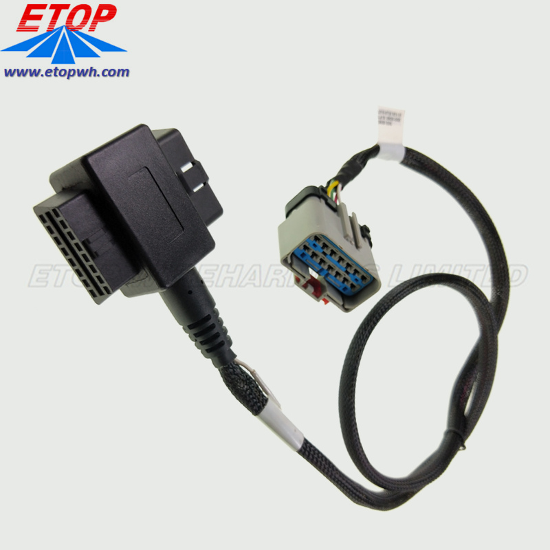 truck diagnostic cable