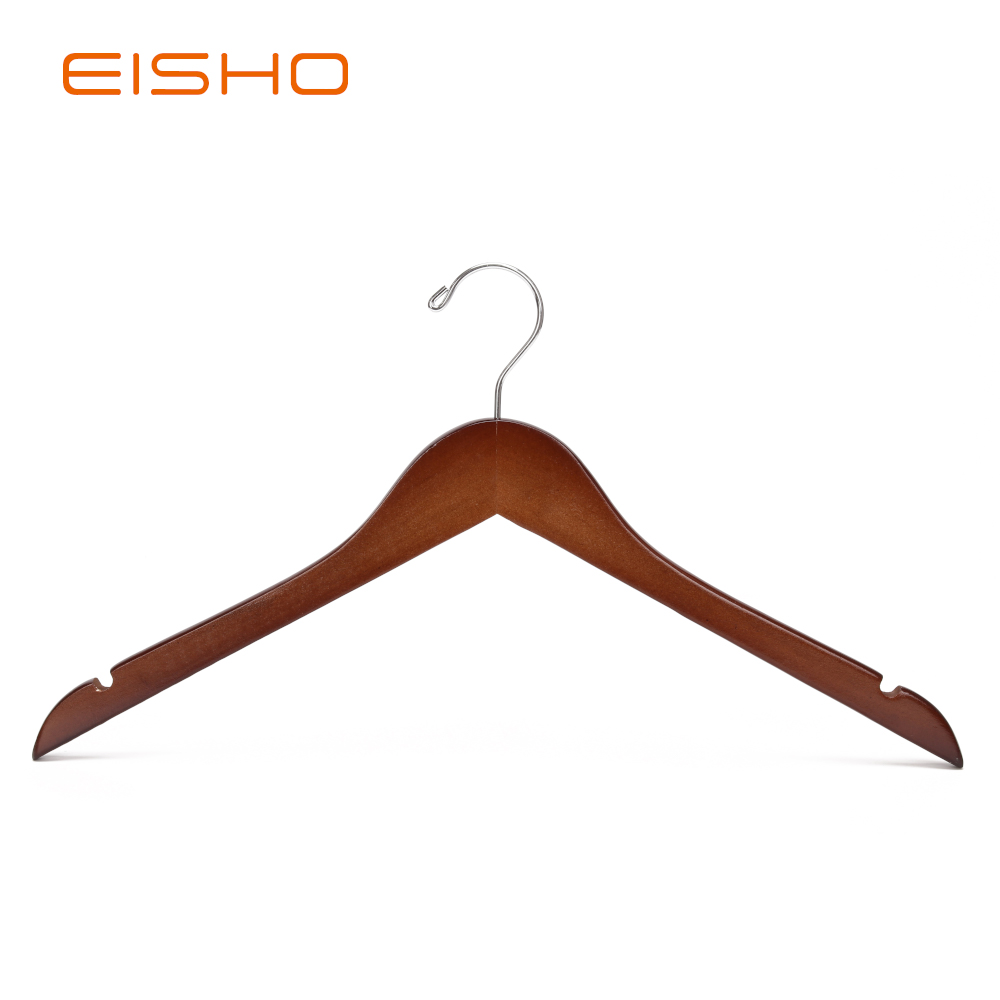 EWH0014wood-hanger-shirt-hanger-coat-hanger-wooden-clothes-hanger