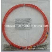 3.0 Sc-Sc Mm Duplex Fiber Optic Patch Cord