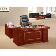 Cheap MDF paper Veneer Office Table