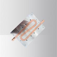 Design de placa fria líquida