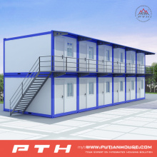 China Prefab Container House as Modular Hotel Building