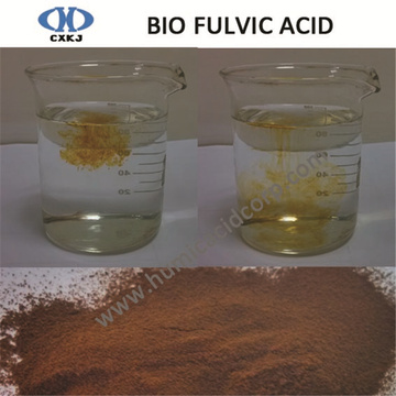 البوتاسيوم Fulvate Fulvic Acid Foliar fertilizer