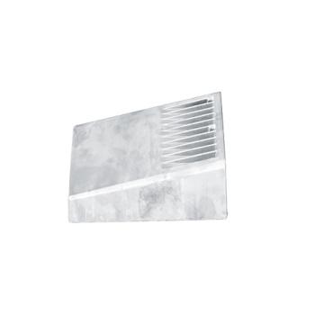 LED-effiziente Glühlampe mit Druckgussform