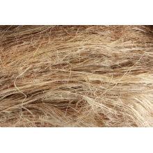 Fibra de casca de cânhamo crua (RHF)