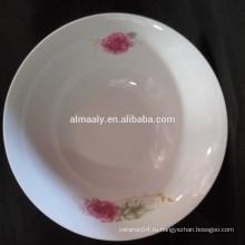 объемные керамические рамен чаша