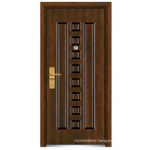 Steel Wooden Door (FXGM-C312)