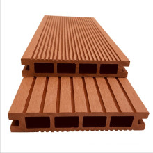 Non-formaldehyde wood substitute 140x31mm wpc decking tiles for indoor and outdoor