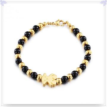 Bijoux de mode Accessoires de mode Bracelet en acier inoxydable (HR580)