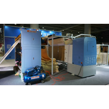 Máquina de corte de painel acolchoado automatizado
