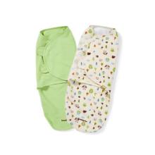 schöne Bambus Baby Swaddle Decke Säugling Swaddle einstellbar