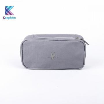 Bolsa de cosméticos para viagem Pure Color Bolsa funcional
