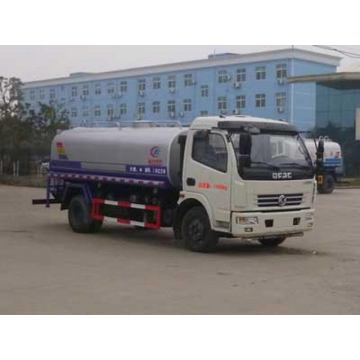 Dongfeng Duolika 8-10CBM Water Bowser Camion-citerne