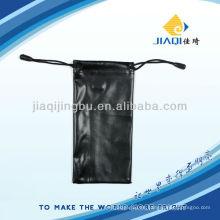 Leder-Sonnenbrille Tasche