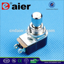 Small SPST ON-(OFF) Short Handle Pedal Guitar Switch