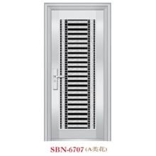 Stainless Steel Door for Outside Sunshine (SBN-6707)