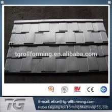 Alibaba websit железная кровельная плитка формовочная машина, конкурентоспособная металлическая плитка крыши nigeria