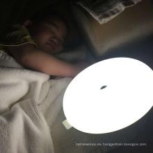 Las lámparas de mesita de noche del dormitorio de alta calidad encienden la lámpara de escritorio de lectura Q5 para la decoración casera