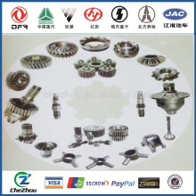 Kipper-Automatikgetriebe Differenzial-Planetengetriebe JAC / DONFENG / YUEJIN / FOTON / JINBEI / CAMC / HOWO