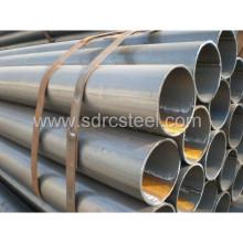 Круглые стальные трубы из углеродистой стали ERW