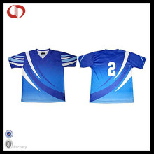 High Quality Sublimation Kids Soccer Jersey