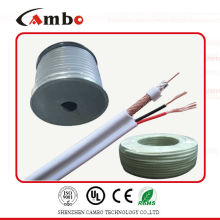 coaxial cable RG59 siamese 2c power