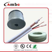 Коаксиальный кабель RG59 сиамская мощность 2 с