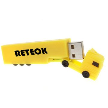 Ventas al por mayor en forma de coche Usb Flash Drive Custom Logo