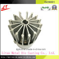 Durable Hardware Alumínio Casting Heat Sink Base Pieces