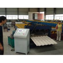 Ручная машина для производства рулонной плитки