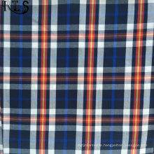 100% Cotton Poplin Woven Yarn Dyed Fabric for Shirts/Dress Rls50-19po