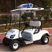 2 seater mini police electric golf carts