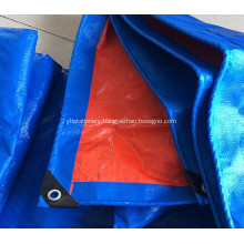 Blue Tarpaulin Protector For Cars Boats
