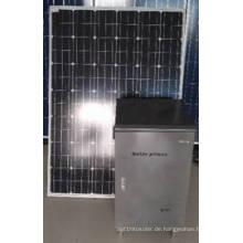 200W Off-Grid Solarstromversorgungssystem von ISO9001 Factory