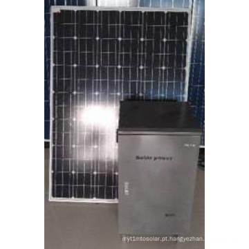 Sistema de fonte das energias solares da fora-Grade 200W da fábrica ISO9001