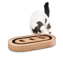 Protective Cat Scratching Board Corrugated Cat Scratch Board Cat Toy