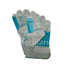 Leather Grad a Working Safety Glove