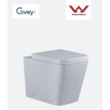 WC suspendido de la pared / tocador sanitario de cerámica de las mercancías sin la cisterna (CVT2051B)