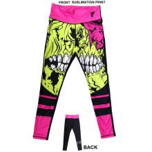 Pantalones deportivos con estampado de sublimación Active Wear