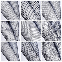 Women′s Sexy Fishnet Mesh Hole Tights Pantyhose (FN152)