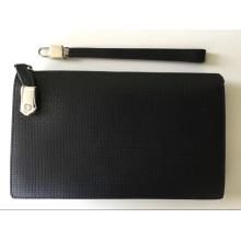 Guangzhou Lieferanten Designer PU Leder Männer Kupplung Handtasche (Z-110)