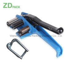 Jpq-50 Manual Plastic Cord/Fibre/Pet/Nylon Strapping Tensioner with Strap 50mm