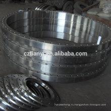Новые продукты на китайском рынке нефти и газа стальных фланцев трубы