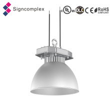 Bridgelux IP65 1-10V que atenúa la mejor luz industrial de la bahía del LED, alta bahía LED 2016 con el sensor