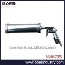 Arma adesiva do silicone do ar da arma de calafetagem de ar