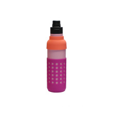 Stainless steel double wall water insulated bottle thermos