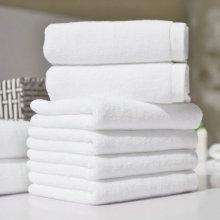 Изготовленная на заказ ткань полотенца махрового полотенца из микрофибры
